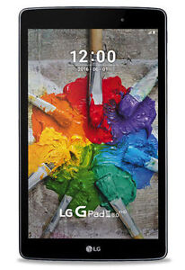 Sealed Brand New LG G Pad III 8.0 with LTE, Wifi, Bluetooth, GPS