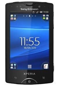 SONY XPERIA X10 MINI PRO UNLOCKED DEBLOQUE HSPA 3G GSM FIDO TELUS BELL ANDROID WIFI TOUCHSCREEN CAMERA 5MP BLUETOOTH GPS