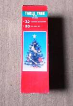 NEW!! 60cm Christmas tree with 32 decorations and 20pcs light set Newtown Geelong City Preview