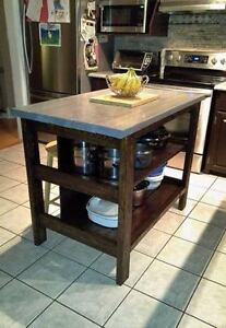 Handmade kitchen islands and others