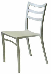 On Clearance SALE Patio Backyard Stackable Chairs in Many Colors