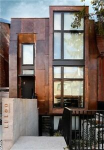 Mind Blowing Queen West Aged COPPER Exterior Duplex! Live&Rent