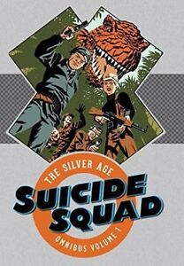 SUICIDE SQUAD SILVER AGE OMNIBUS #1 by Robert Kanigher-DC Comics