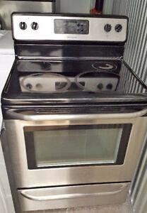 5 appliances (Washer, Dryer, Dishwasher, Fridge & Stove)