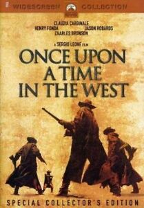 DVD Once Upon a Time in the West (Bilingual) collector's edition