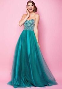 Robe de bal Blush jade