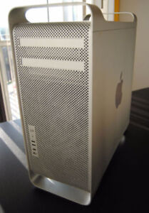 Mac Pro Tower Dual Xeon CPU 2.66Ghz 5GB Ram ATI 5770 GPU