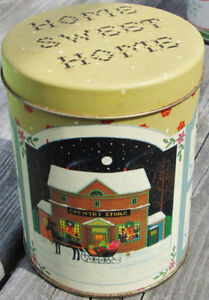 VINTAGE COLLECTIBLE ADVERTISING TINS FOR SALE! AKABBDOLL EBAY Peterborough Peterborough Area image 8
