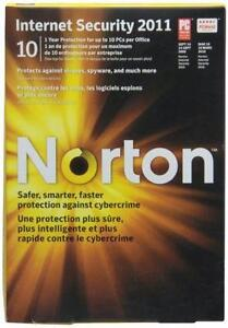 Norton Internet Security 2011 CN SOP 10 User