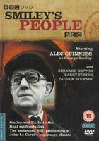John LeCarre's SMILEY'S PEOPLE DVD - REGION 2