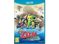 Legend Of Zelda: Wind Waker HD - Wii U