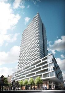 Brand New!! 1 Bdrm Plus Den Sun Filled South Facing Unit