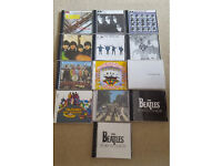 ''The ''The Beatles'' and ''ELO'' CD Album Bundle, *Good - Mint Condition*, *£5 each or 3 for £10*