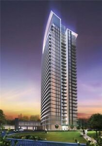Newly Constructed Luxurious Condo In Excellent North York