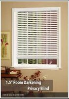 Window Blinds, Drapery and Curtain Rods-Liquidation Sales $5.00