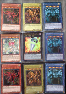 YuGiOh Trading Card Collection God Cards  Number 11