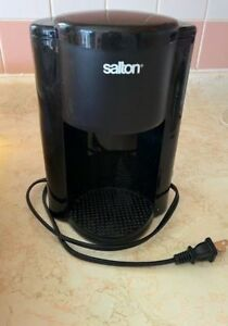 Salton One-Cup Coffee Maker   - Very Clean  - Rarely used