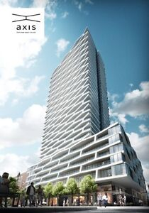 AXIS CONDOS - Yonge & College PLATINUM ACCESS TO FLOOR PLANS