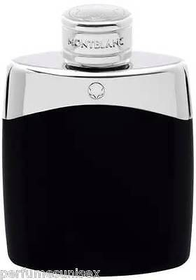 LEGEND by Mont Blanc 3.3 oz / 3.4 oz ( 100 ml ) EDT SPRAY MEN TESTER WITH CAP on Rummage