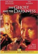 Ghost Darkness DVD