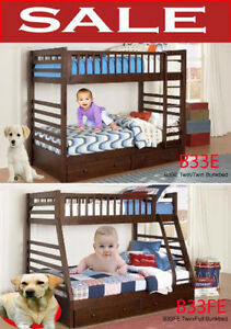 modern children & kids furniture full step bunk beds sets, B33