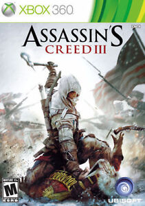 xbox360 Assassin's Creed 3