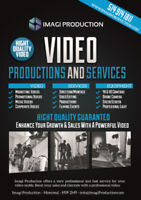 Promo, Commercial, Event or Corporate video