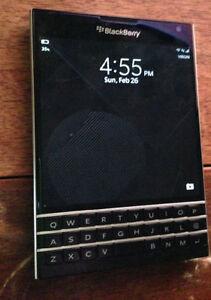 Unlocked Blackberry Passport - $225