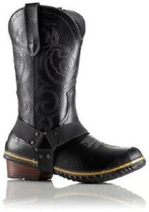 Sorel Women's Slimwestern Boots size 8