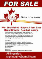 Established Sign Company in Windsor Essex County