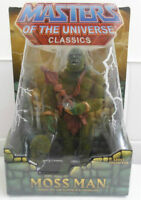 MOTUC MOSS MAN FLOCKED EARS MASTERS OF THE UNIVERSE CLASSIC