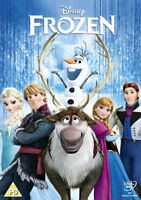 Frozen DVD like new (used by adults)