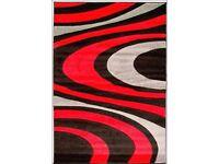 Orleans Honesty Rug Red 120cm x 160cm