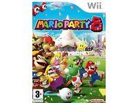 Wii - Mario Party 8