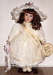 poupée  Eaton de 1997, Kathleen , production limitée à 450