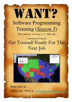 Teenagers & Adults -- Software Programming Training Course