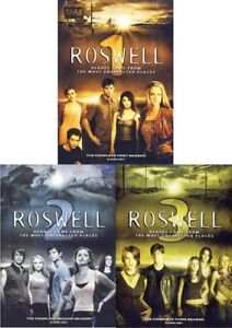 WANTED: Roswell - The Complete Series (Seasons 1, 2, & 3)