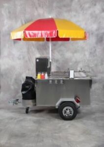 Make $1,000s with your own hotdog cart business