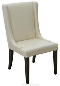 Leather Dining Chairs, Kitchen Chairs Dinning Room Fabric n Leather Chairs, High Back Chairs