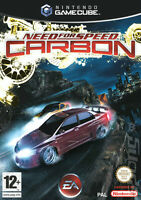 Gamecube Need for Speed Carbon and Underground 15 for Both