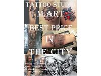 Tattoo Studio M.ART Best price in the city!