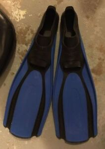 Ladies Diving / Snorkelling Flippers