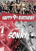 WWE Birthday Cards