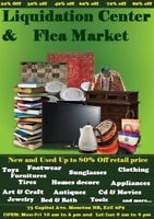 Flea Market Looking for Extra Vendors