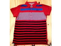 Boys French Connection Polo shirt