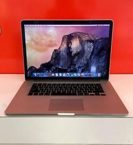 "Macbook Pro 13.3"" With Warranty i5 processor 8GB Ram 500GB Hard Drive"