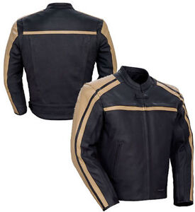 Tourmaster Coaster II Air Leather Jacket 2XL