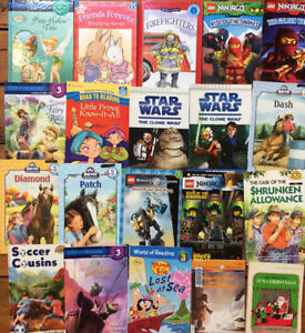LEVEL 3 Readers - Grade 1-3 - $2 each or all 20 for $25