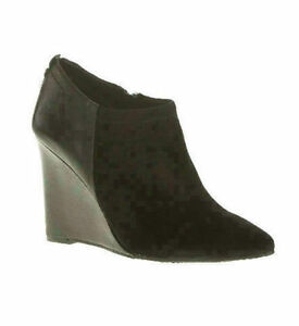 Leather/Suede Vince Camuto Booties BRAND NEW,NEVER WORN-9.5 SIZE