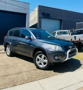 2011 Toyota RAV4 ACA38R MY12 Cruiser 4x2 Grey 4 Speed Automatic Wagon Moorooka Brisbane South West Preview